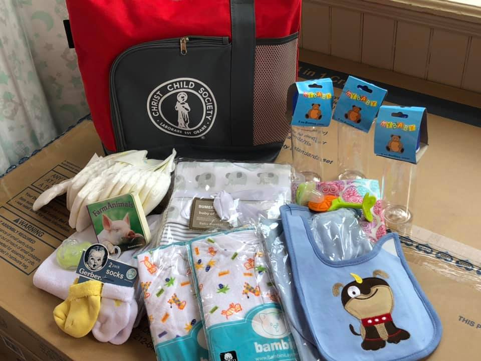 Freebies For Moms: Diaper Bags from The Catholic Diocese of SF