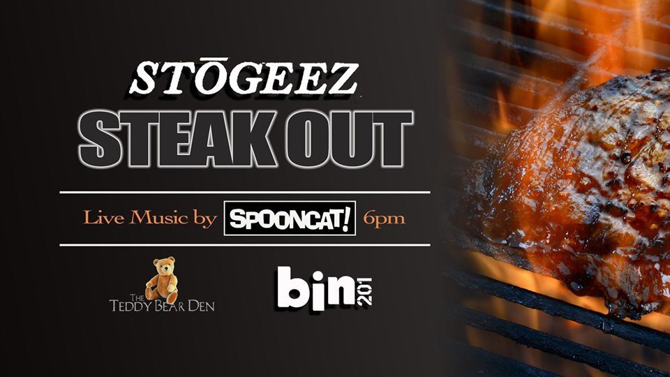 The Summer Event: 15th Annual Stogeez Steakout